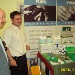 Munkavédelmi kiállítás a Plum termékekből