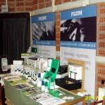 Plum termékek kiállítása